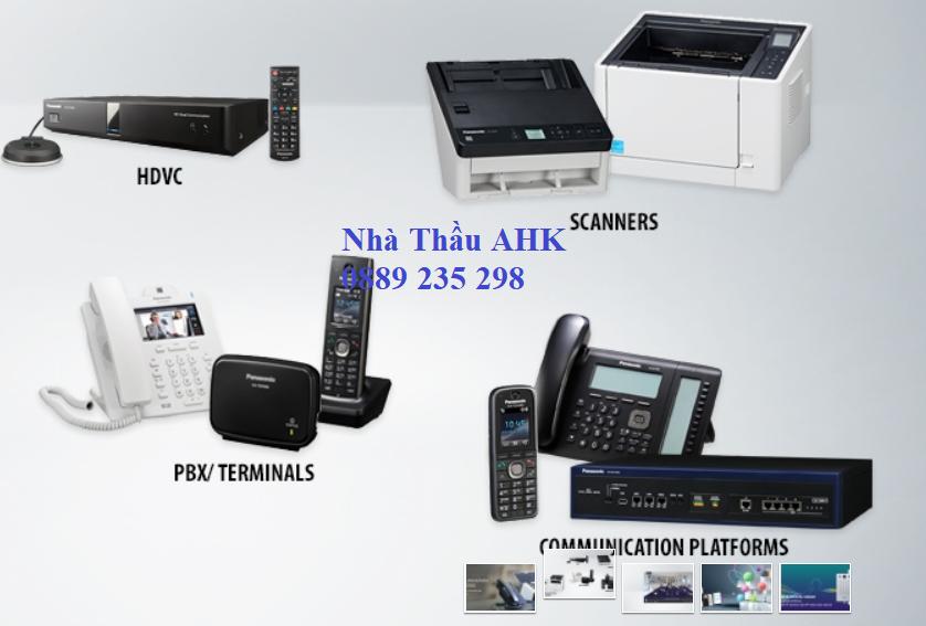 Hệ thống tổng đài Panasonic