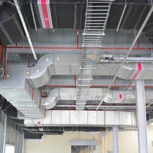 Hệ thống điện của một xưởng sản xuất