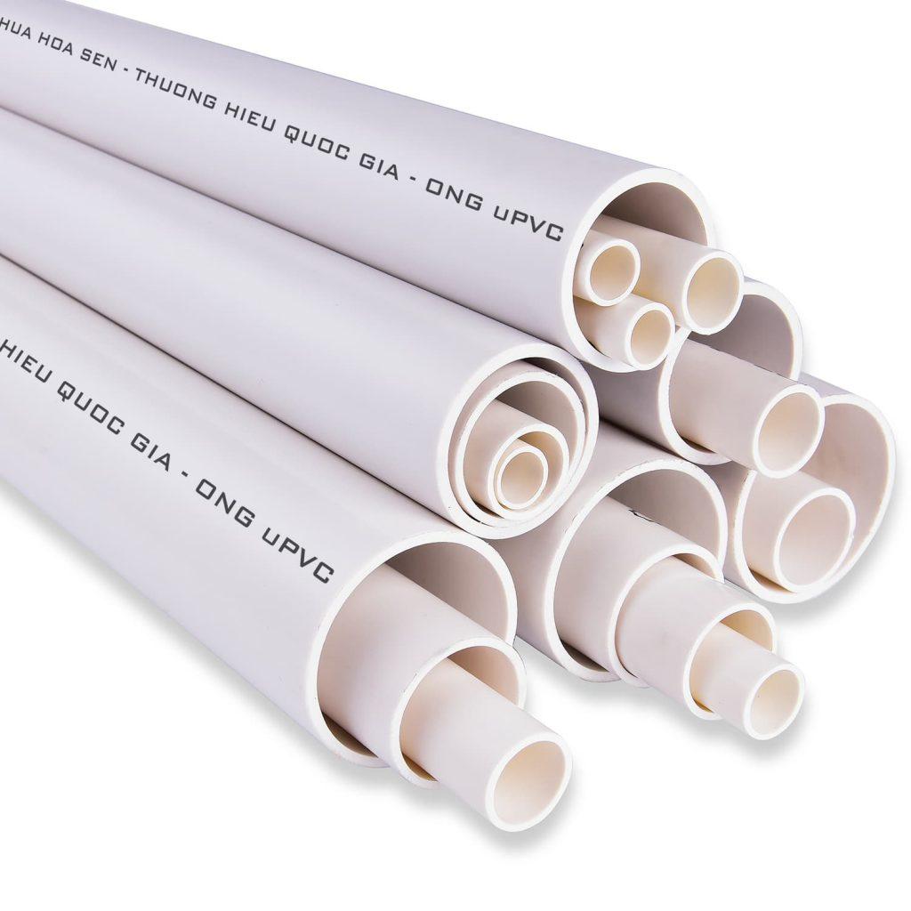ống nhựa PVC luồn dây điện