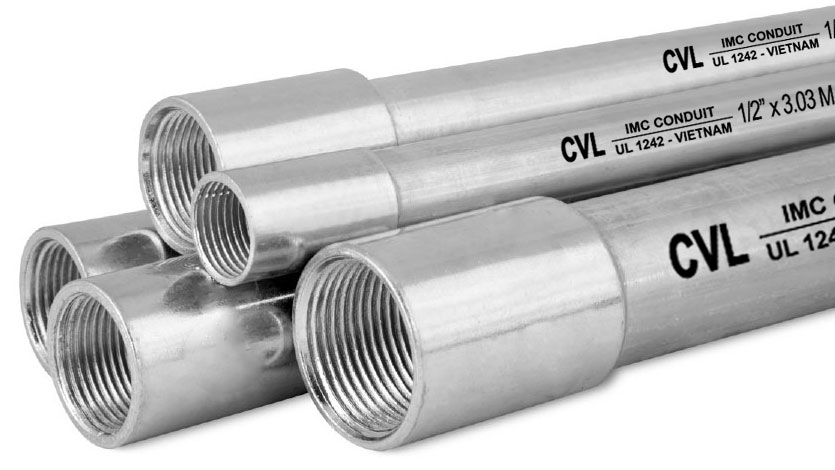ống thép luồn dây điện IMC