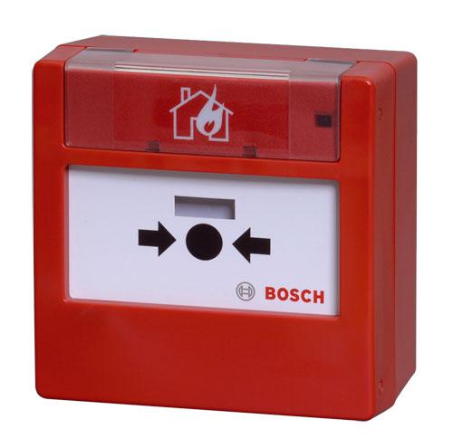 Nút bấm báo cháy khẩn cấp BOSCH FMC-300RW-GSRRD