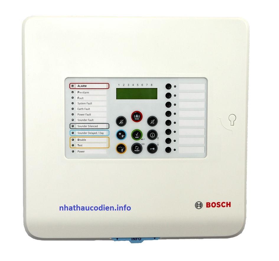 tủ trung tâm báo cháy Bosch