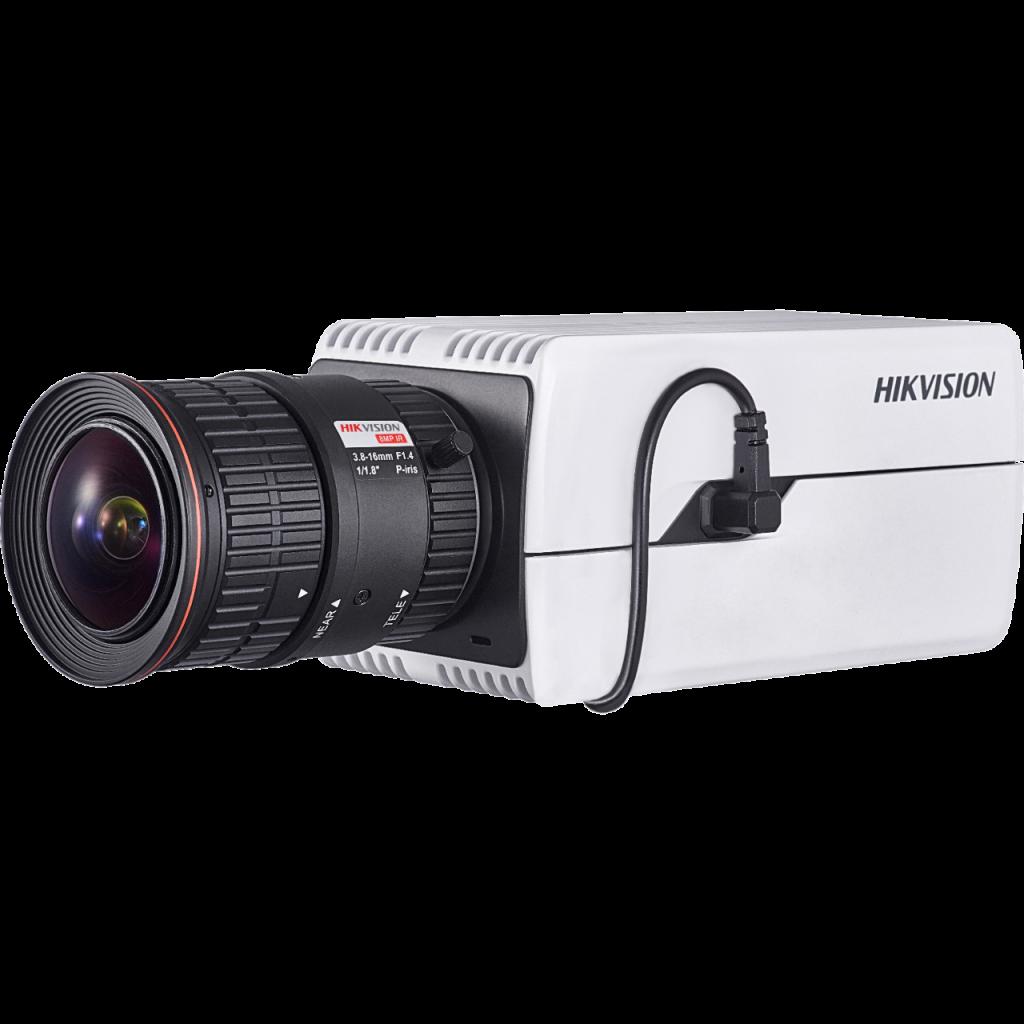 Camera DeepinView Hikvision