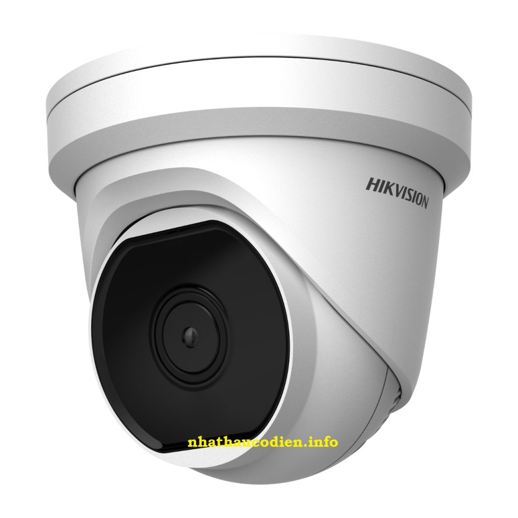 camera nhiệt Thermal Network Turret Camera