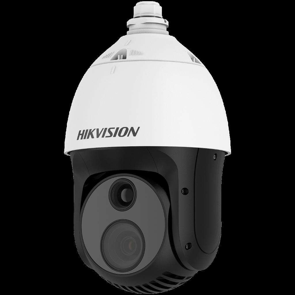 Dòng camera nhiệt Hikvision dạng vòm (Speed Dome Series)