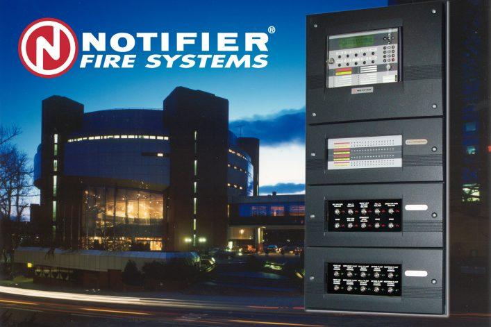Hệ Thống Báo Cháy Notifier